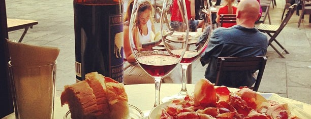 La Vinya del Senyor is one of Barcelon - Öl & Drink.