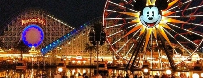 Paradise Pier is one of Places I Need To Visit Or Go Back To.
