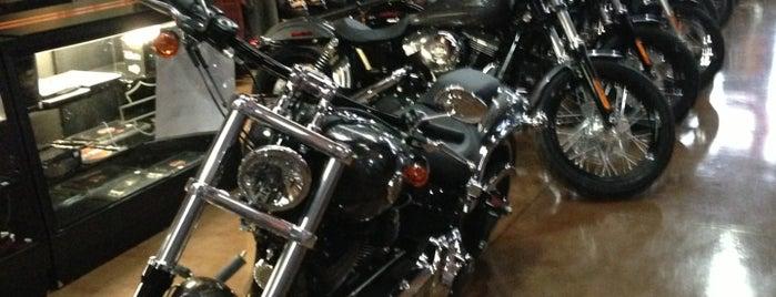Harley-Davidson is one of Locais curtidos por Eliceo.