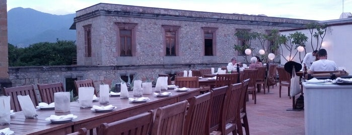 Casa Oaxaca El Restaurante is one of Int..