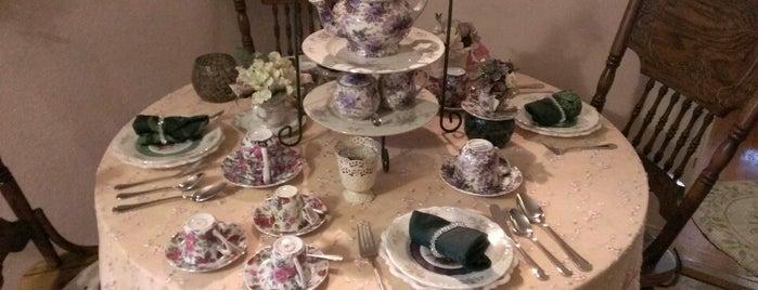 Barbara's Tea house is one of Tammy'ın Kaydettiği Mekanlar.