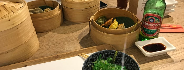 DIM SUM NOW is one of Diner (Amsterdam).