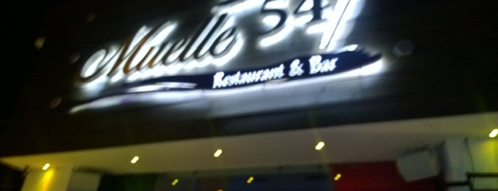 Muelle 54 is one of comida.