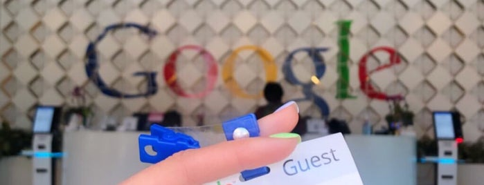 Googleplex - 1900 is one of Lugares favoritos de Ryan.