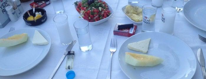 Damla Balık Restaurant is one of Balıkesir.