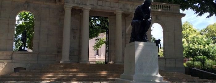 Rodin Museum is one of Locais curtidos por Leonard.
