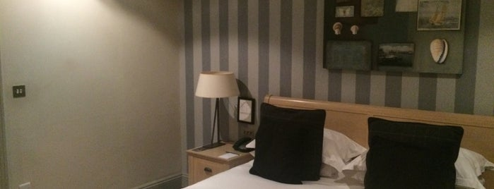 Hotel du Vin is one of Locais curtidos por Leonard.