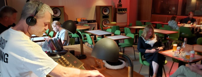 Spiritland King's Cross is one of London with Mike.