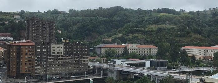 Indautxu is one of Bilbao.