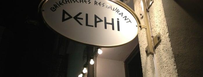 Restaurant Delphi is one of Mehmet'in Kaydettiği Mekanlar.