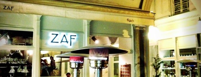 ZAF is one of Athens.
