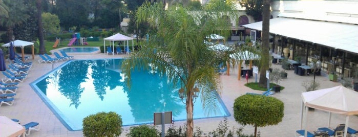 Royal Mirage Hotel Fes is one of ساره ج. 님이 좋아한 장소.