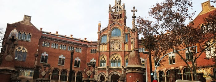 Església de l'Hospital de Sant Pau i la Santa Creu is one of BCN Attractions.