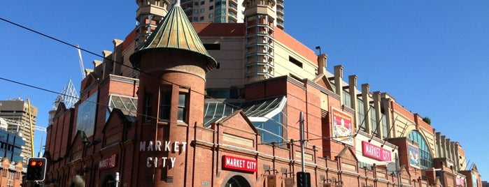 Market City is one of Sydney.