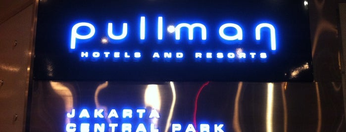 Pullman Jakarta Central Park is one of Lugares favoritos de Victoria.