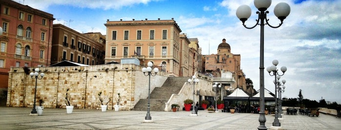 Piazza Repubblica is one of SARDEGNA - ITALY.