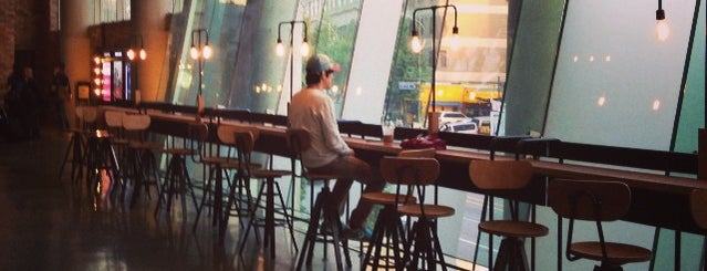 CGV Shinchon is one of Cafe' & Pub.