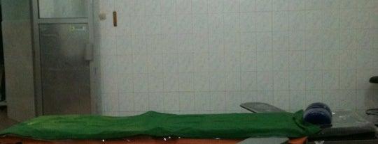 Instalasi Bedah Sentral RSUD Abdul Wahab Sjahranie is one of RSUD AW. Sjahranie Samarinda.