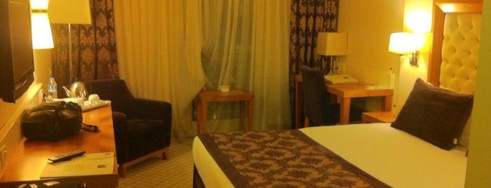Tuğcu Hotel is one of Korhan'ın Beğendiği Mekanlar.