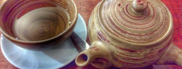 Fiorditè is one of Tea.