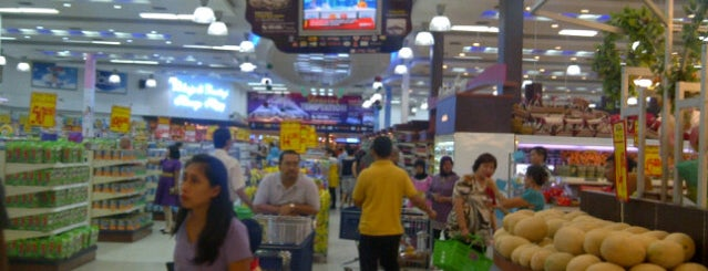 Brastagi Supermarket is one of Indonesia.