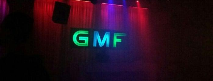 GMF is one of Berlijn.
