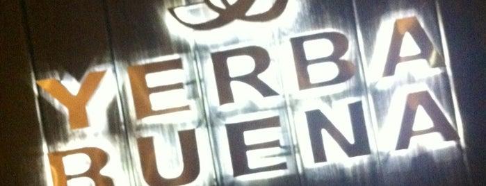 Yerba Buena is one of Lugares favoritos de Paola.