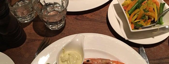 Restaurant De Knijp is one of Lugares favoritos de Lily.