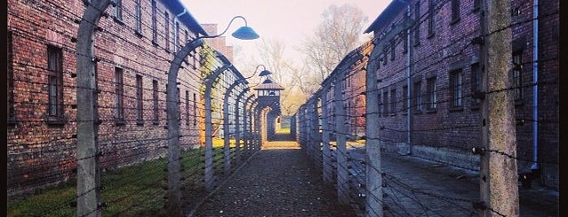 Museo Auschwitz-Birkenau is one of Sitios Internacionales.