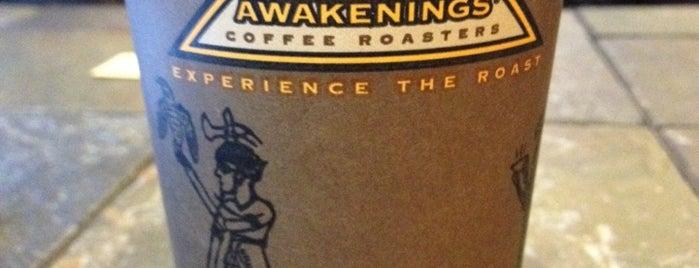 Brewed Awakenings is one of Keep Portland Weird.