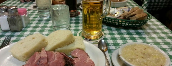 Czech Plaza Restaurant is one of Chicago.