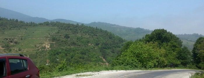 Ortaburun is one of Bengi: сохраненные места.