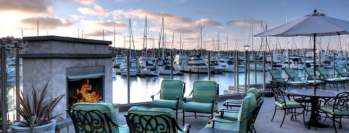 Best Western Plus Island Palms Hotel & Marina is one of Viaggio Usa.