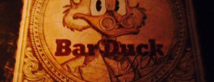 BarDuck is one of Минские пивные бары.