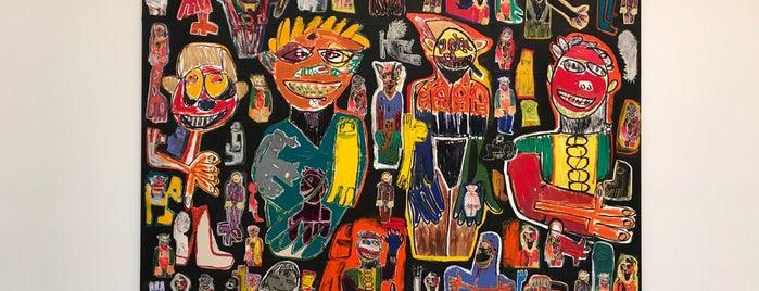 Tanya Bonakdar Gallery is one of NY Art Museums & Galleries.
