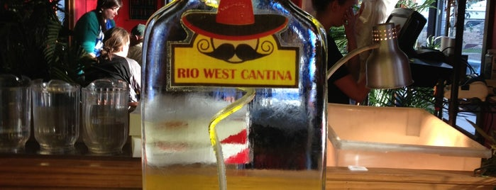 Rio West Cantina is one of Milwaukee Eats.