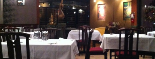 Cee Fine Thai Dining is one of Fairfax Office Favorites.