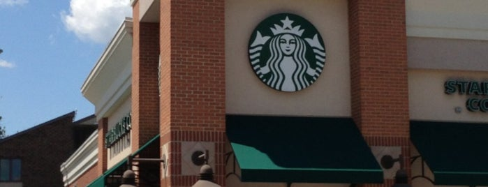 Starbucks is one of Tim's Liked Places.