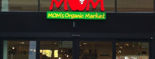 MOM's Organic Market is one of Tempat yang Disukai Montaign.