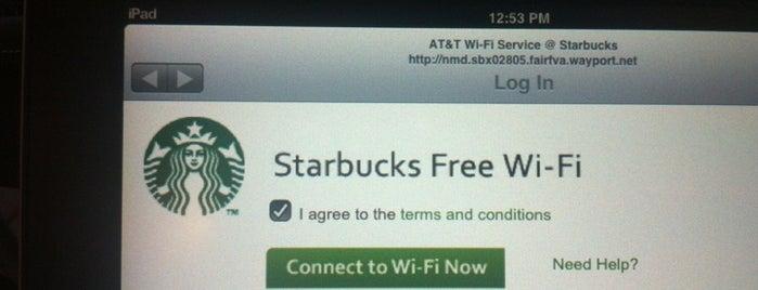 Starbucks is one of Emma 님이 좋아한 장소.