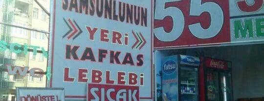 55 Samsunlunun Yeri is one of Orte, die Yunus gefallen.