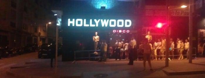 Hollywood Disco is one of Locais curtidos por Vlada.