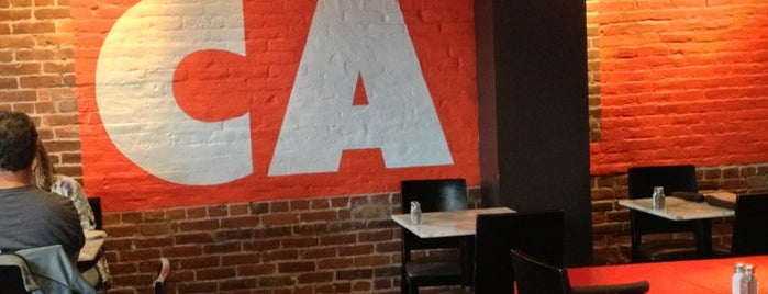 Lucca Bar & Grill is one of Tempat yang Disukai Olivia.