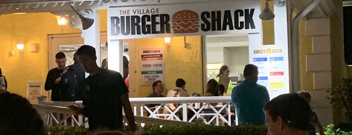 The Burger Shack is one of Bahamas.