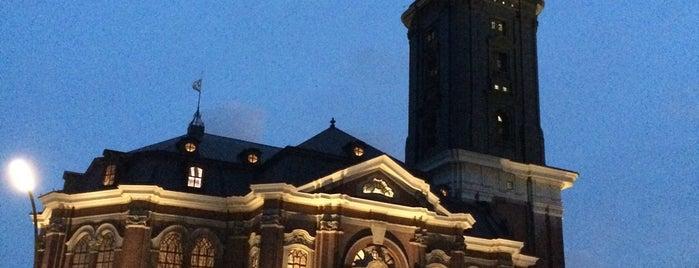 Hauptkirche St. Michaelis is one of #myhints4Hamburg.