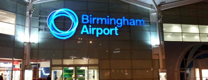 Aeropuerto de Birmingham (BHX) is one of Airports Europe.