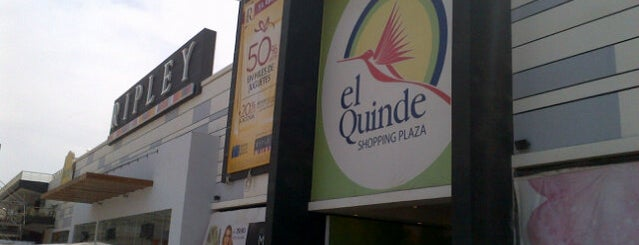 El Quinde is one of Hellenさんのお気に入りスポット.