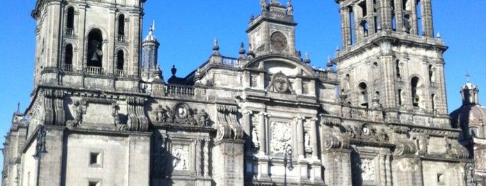 Catedral Metropolitana de la Asunción de María is one of Por hacer en DF.