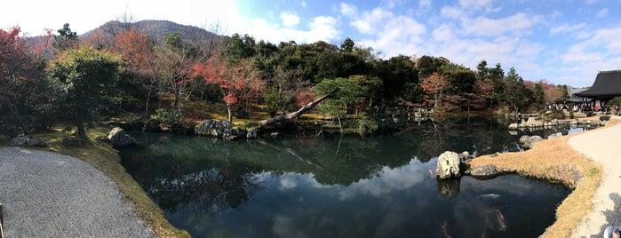 Tenryu-ji Temple is one of Tempat yang Disukai Yohan Gabriel.