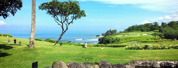 Pan Pacific Nirwana Bali Resort, Tanah Lot is one of Orte, die Yohan Gabriel gefallen.